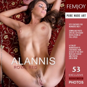 Alannis – Royal Red