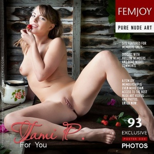 Tami P – For You