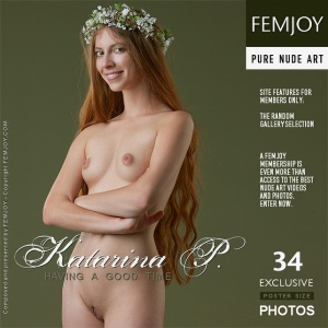 Katarina P – Having A Good Time