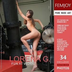 Lorena G - Fun At Work