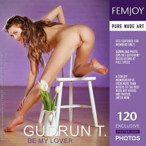 Gudrun T – Be My Lover