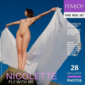 Nicolette – Fly With Me