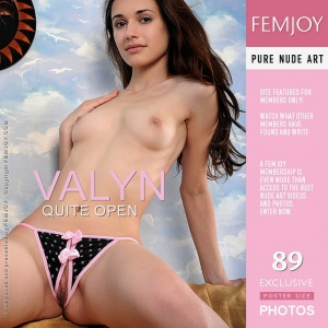 Valyn – Quite Open