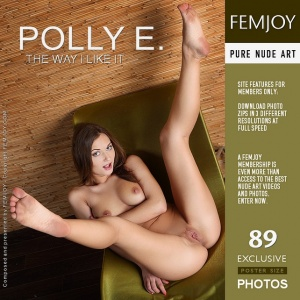 Polly E – The Way I Like It