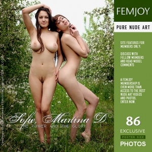 Sofie, Martina D – The Power And The Glory