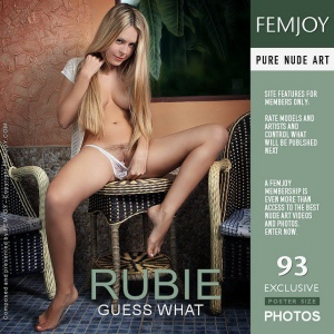 Rubie – Guess What