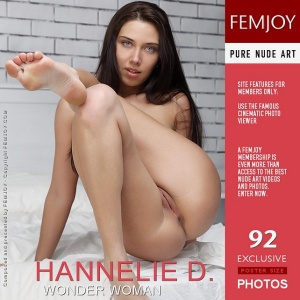 Hannelie D – Wonder Woman