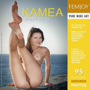 Kamea – Right Here
