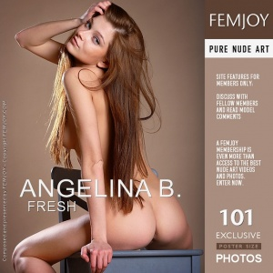 Angelina B – Fresh