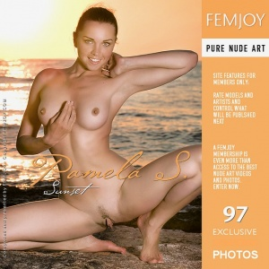 Pamela S – Sunset