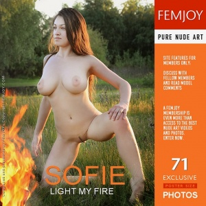 Sofie - Light My Fire