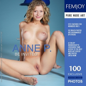 Anne P – Be Invited