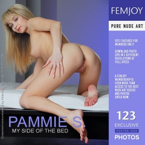 Pammie S – My Side Of The Bed