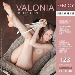 Valonia – Keep It On