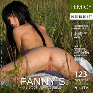 Fanny S – As Soon As Possible