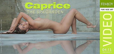 Video: Caprice – The Spa Garden