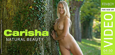Video: Carisha – Natural Beauty