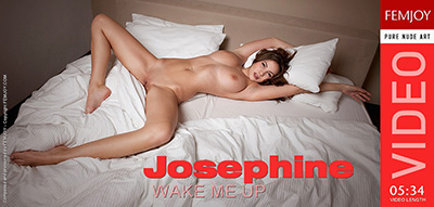 Video: Josephine – Wake Me Up