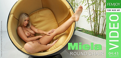 Video: Miela - Round Chair