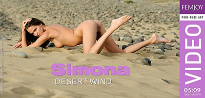 Video: Simona - Desert Wind