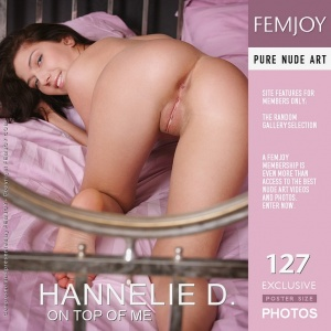 Hannelie D - On Top of Me
