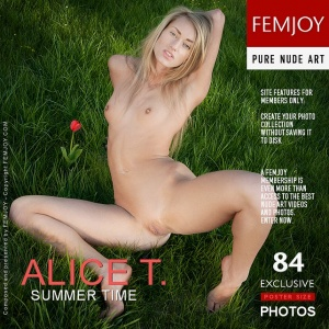 Alice T – Summer Time