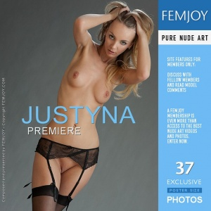 Justyna – Premiere