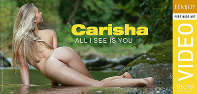 Video: Carisha – All I See Is You