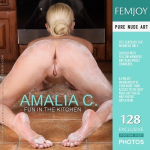 Amalia C - Fun In The Kitchen