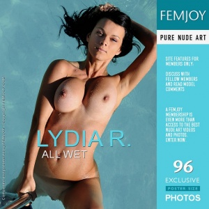 Lydia R – All Wet