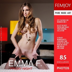 Emma F – Friday Night