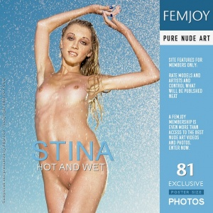 Stina – Hot And Wet