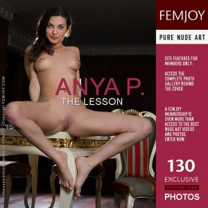 Anya P - The Lesson