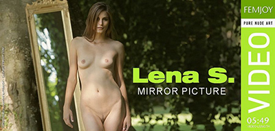 Video: Lena S - Mirror Picture