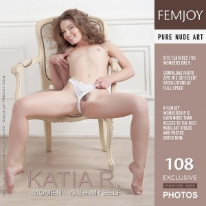 Katia R – Moment With Myself