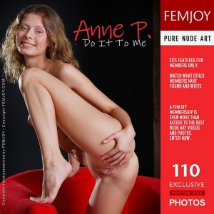 Anne P – Do It To Me