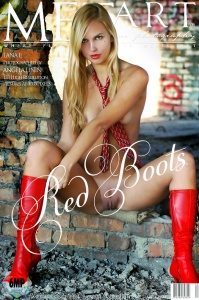Lana E – Red Boots