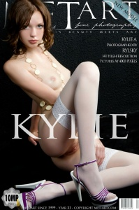 Kylie A - Presenting