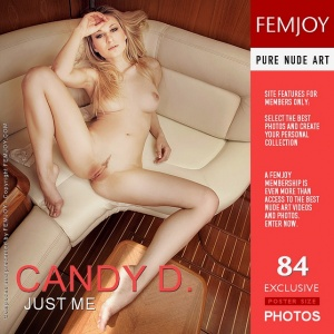 Candy D – Just Me