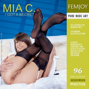 Mia C – I Got A Secret