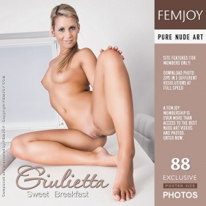 Giulietta – Sweet Breakfast