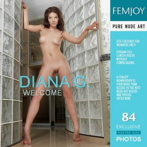 Diana G - Welcome
