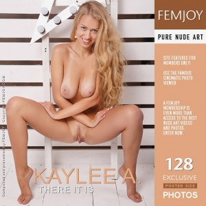 Kaylee A – There It Is