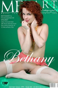 Bethany A - Presenting