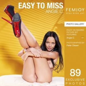 Angie C - Easy To Miss
