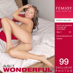 Alsu T – Wonderful