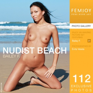 Bailey F - Nudist Beach