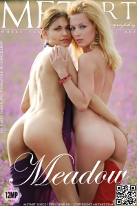 Eva E, Yara A - Meadow