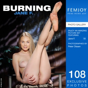 Jane F - Burning