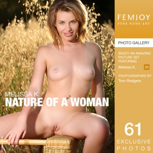 Melissa K - Nature Of A Woman